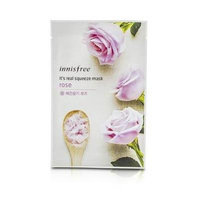 Innisfree It's Real Squeeze Mask 5pcs (Rose)
