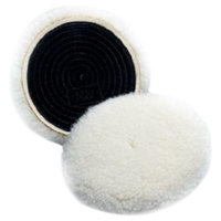 3M Perfect-it ll Wool Compounding Pad 01927, Polyester, 5-1/4