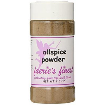 Faeries Finest Ground Allspice, 2.00 Ounce