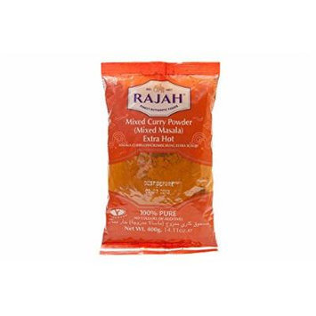 Rajah Mix Curry Powder Extra Hot 400G