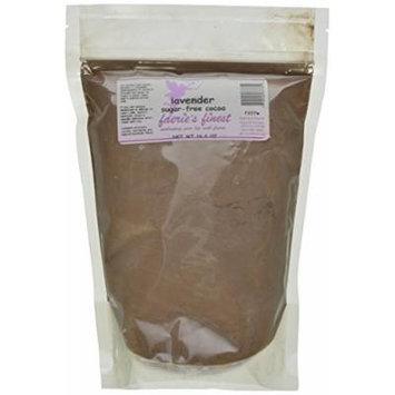 Faeries Finest Sugar-Free Cocoa, Lavender, 16 Ounce