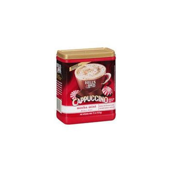 Hills Bros Mocha Mint Cappuccino (Pack of 3)