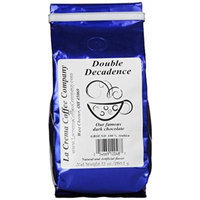 La Crema Coffee Double Decadence, 12-Ounce Packages (Pack of 2)