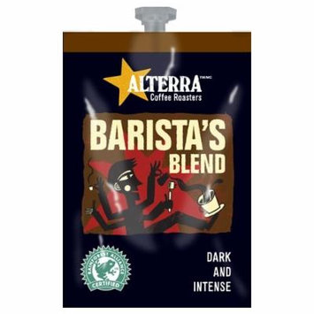 FLAVIA ALTERRA COFFEE, Barista Blend (Dark Roast), 20-Count Freshpacks (Pack of 1 Rail)