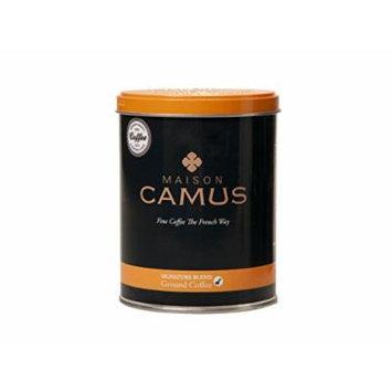 Maison Camus Signature Blend Ground Coffee, 8.8 Ounce