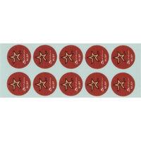 Phiten MLB Authentic Titanium Discs, Houston Astros, 30 Discs