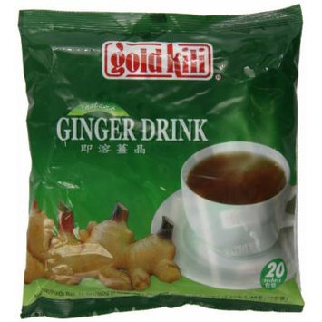 Gold Kili Instant Ginger Beverage, 12.60 Ounce
