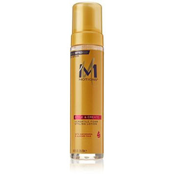 Motions Style and Create Versatile Foam Styling Lotion, 8.5 Ounce
