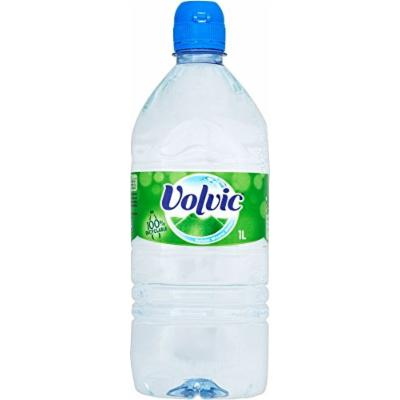 Volvic - Natural Mineral Water - 1L