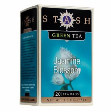 Stash Premium Tea Green Tea, Jasmine Blossom 20 bags