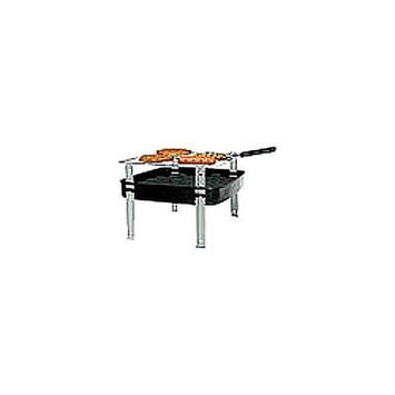 UniFlame 12 inch Portable Charcoal Grill / Disposable or Not