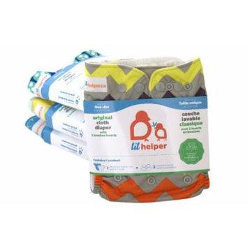 Bamboo Cloth Diapers - Prints (Chevron)