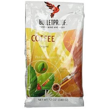 Bulletproof Upgraded 12 oz Regular Ground Coffee