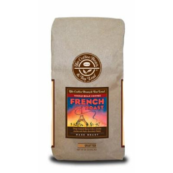 The Coffee Bean & Tea Leaf Handcrafted Whole Bean Coffee (French Roast, 20 Ounce Bag)
