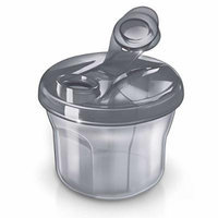Philips AVENT BPA Free Formula Dispenser/Snack Cup, Grey