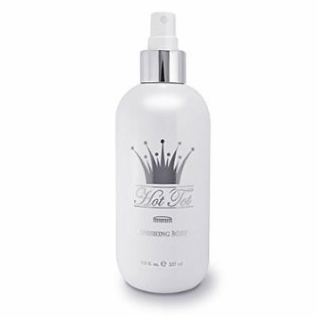 Hot Tot Hair Care For Babies Toddlers and Children Finishing Mist, Medium-Hold Hair Spray Sheer and Brushable Finish, Green Tea Extract and Vitamin B5