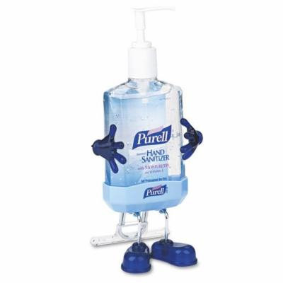 Purell Pal Instant Hand Sanitizer Desktop Dispenser w/8-fl. oz. Pump Bottle
