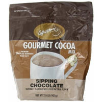 Caffe D'Amore Gourmet Cocoa Mix, Sipping Chocolate, 2-Pound