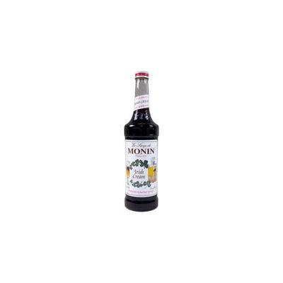 Monin Irish Cream Syrup (1 Single 750 ml bottle)