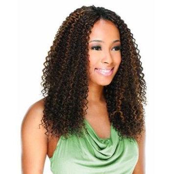 BRAZILIAN JERRY BUNDLE CURL 4PCS (1 Jet Black) - Freetress Equal Synthetic Hair Weave
