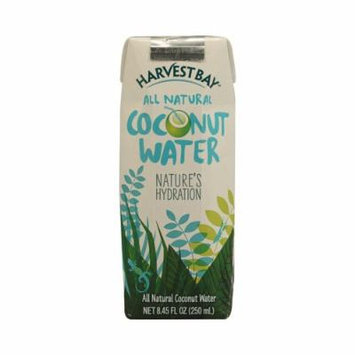 Harvest Bay Coconut Water, 8.45 Ounce (Pack of 12)