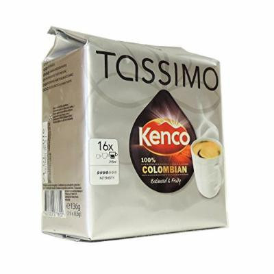 Tassimo - Kenco - 100% Colombian - 136g (Case of 5)