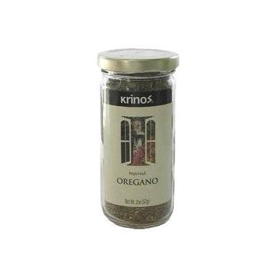 Greek Oregano - Krinos - 2 Oz Jar