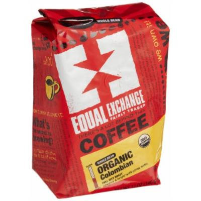 Equal Exchange Colombian, 12-Ounce (Pack of 6)