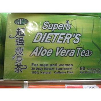 GT - Superb Dieter's Aloe Vera Tea For Men and Women (Pack of 1)