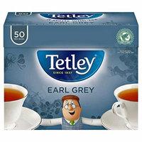 Tetley - Earl Grey 50 Bags - 125g