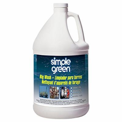 Simple Green 0100000103005 Institutional VOC Compliant Formula Rig Wash in One 5 gal Pail