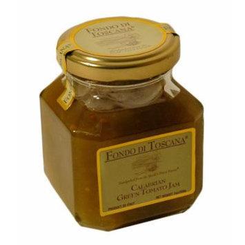 Fondo di Toscana Calabrian Green Tomato Jam, 7 Ounce