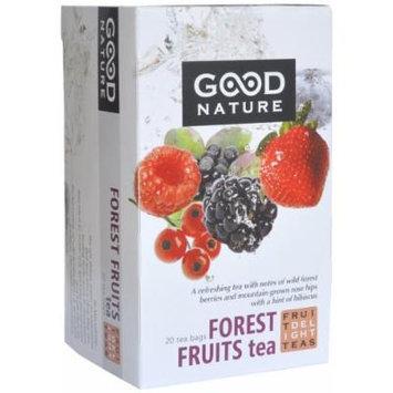 Good Nature Forest Fruit Tea, 1.4 Ounce