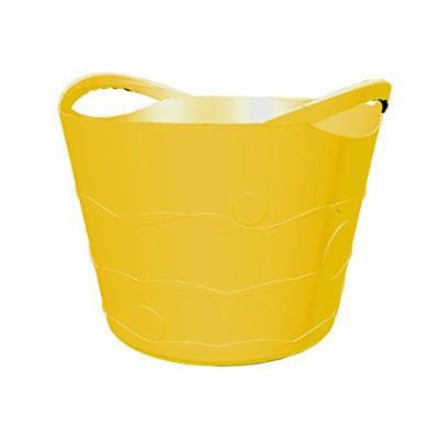 TuffTote Multi-Use Bucket, Sunflower, 7 gal