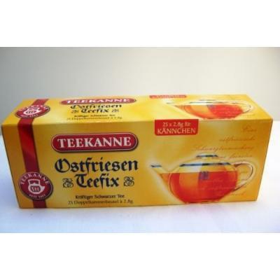 Teekanne Ostfriesen Teefix 25er