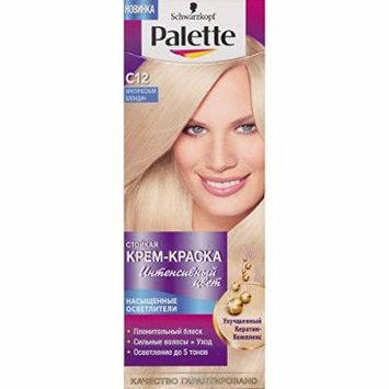 Palette Intensive Color Creme C12 Arctic Blond