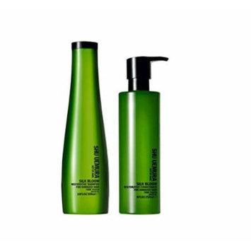 Shu Uemura Silk Bloom Restorative Shampoo and Conditioner Value Set