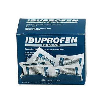 Ibuprofen, Generic from Hart Health 100/box