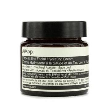 Aesop Day Care 2.45 Oz Sage & Zinc Facial Hydrating Cream Spf15 For Women