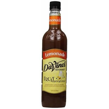 DaVinci Fruit Innovations, Lemonade Concentrate, 25.36 Ounce