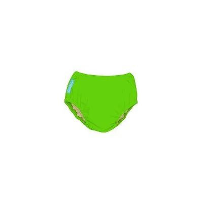 Charlie Banana Best Extraordinary Reusable Swim Diaper (Medium, Green)