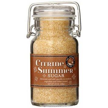 Pepper Creek Farms Sugar, Citrine Shimmer, 8.5 Ounce