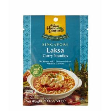 ASIAN HOME GOURMET Spice Paste for Singaporean Laksa Curry Noodles 1.75 Ounce
