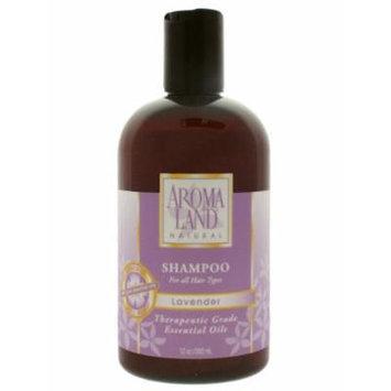 Aromaland Lavender Shampoo 12 oz