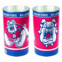 NCAA Fresno State Bulldogs Wastebasket