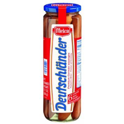 Meica Deutschlander German Sausages, Premium, 12.7 Ounce