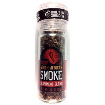 Trader Joe's South African Smoke Seasoning - 1.76 Oz.