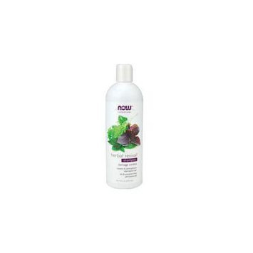 Now Foods Natural Herbal Revival Shampoo, 16 oz (Pack of 2)