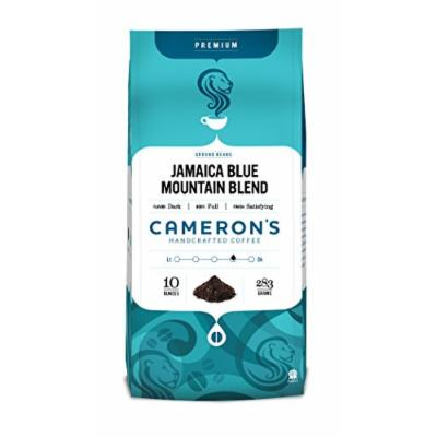 Cameron's Ground Coffee, Jamaica Blue Mountain Blend, 10 Ounce