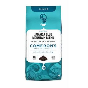 Cameron's Ground Coffee, Jamaica Blue Mountain Blend, 10 Ounce